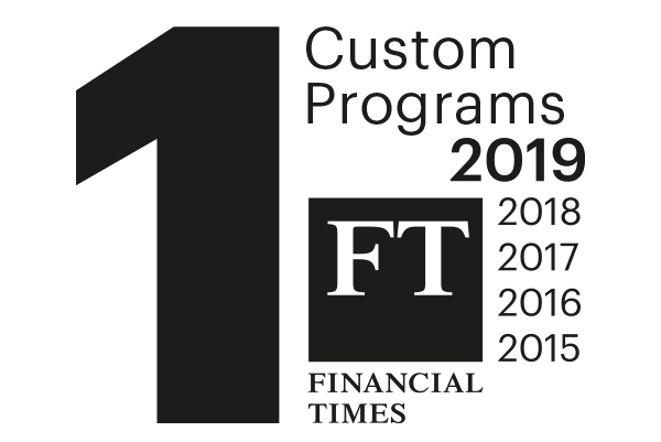 1st Ranking FT Custom Programs | IESE Business School