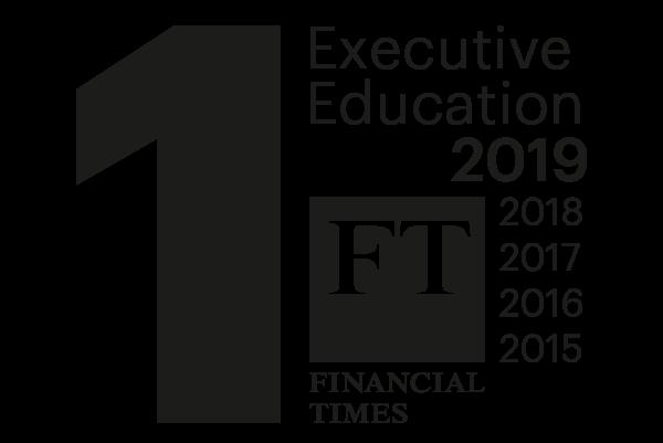 1st Ranking FT Custom Programs | IESE Business School