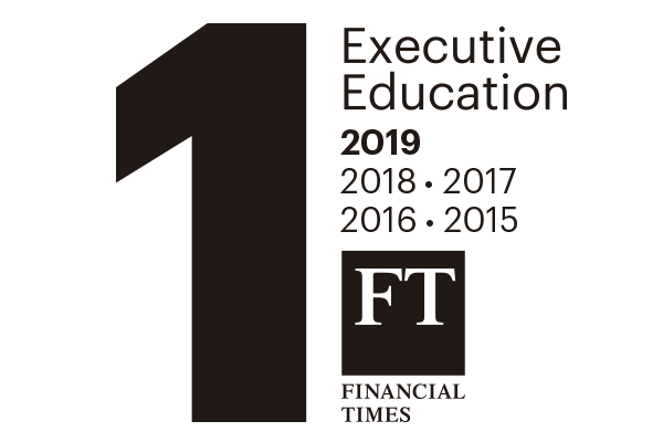 1ª del mundo en programas de Executive Education